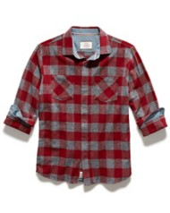 Men's Flag & Anthem Harrells Flannel Shirt
