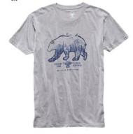 Men's Flag & Anthem Grizzley T-Shirt