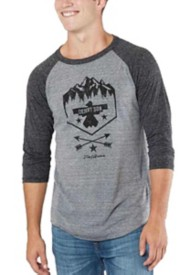 Men's Flag & Anthem Riser Moutain Raglan