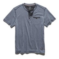 Men's Flag & Anthem Roslyn Henley Short Sleeve Shirt