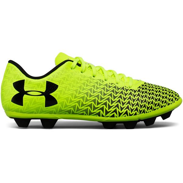 340251165d9 Youth Boys  Under Armour ClutchFit Force 3.0 FG Rubber Molded Soccer ...