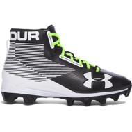 Preschool Boys' Under Armour Hammer Mid Rubber Molded Jr. Football Cleats