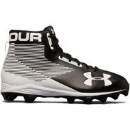 Men's Under Armour WIDE Hammer Mid rubber Molded Football Cleats