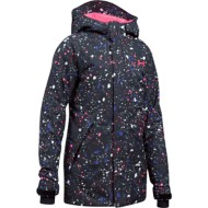 Youth Girls' Under Armour ColdGear Infrared Powerline Insulated Jacket