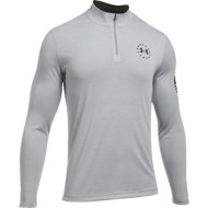 Men's Under Armour Threadborne Freedom 1/4 Zip Long Sleeve Shirt