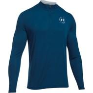 Men's Under Armour Threadborne Freedom 1/4 Zip Long Sleeve Shirt