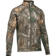 Men's Under Armour Threadborne Scent Control Fleece 1/4 Zip