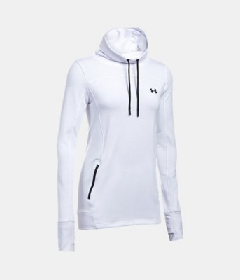 Women's Under Armour Featherweight Fleece Slouchy Hoodie