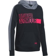 Youth Girls' Under Armour Favorite Fleece Hoodie