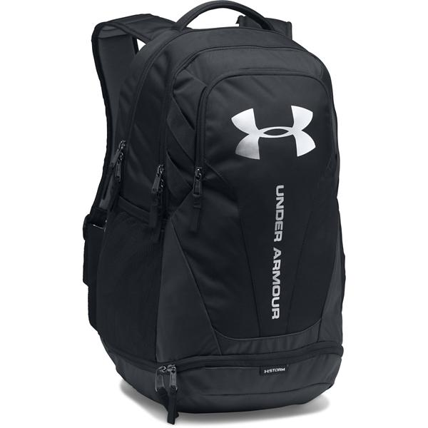 2021553e492a ... Under Armour Hustle 3.0 Backpack Tap to Zoom  Black