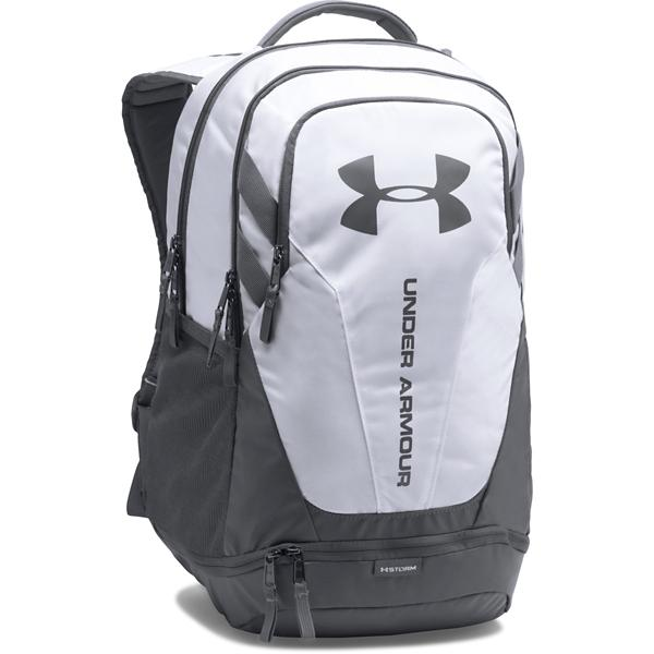 36fac7257d3c ... Under Armour Hustle 3.0 Backpack Tap to Zoom  Black Tap to Zoom   White Graphite Tap to Zoom ...