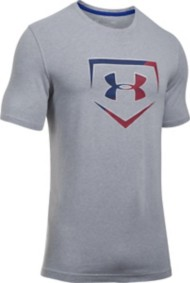 Men's Under Armour Plate Icon T-Shirt