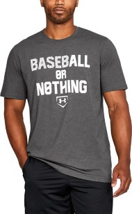 Men's Under Armour Baseball or Nothing T-Shirt