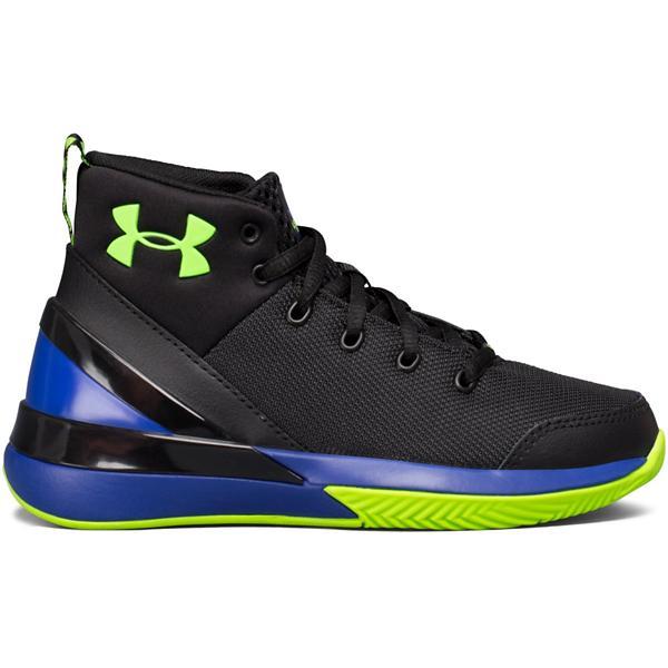 Preschool Boys Under Armour X Level Ninja Basketball Shoes