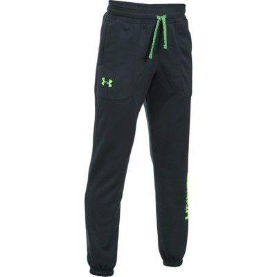 Youth Boys' Under Armour ARMOUR Fleece Branded Jogger