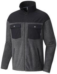 Men's Columbia Steens Mountain Novelty Fleece Jacket