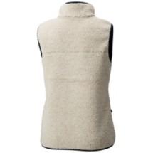 Women's Mountain Side Heavyweight Fleece Vest
