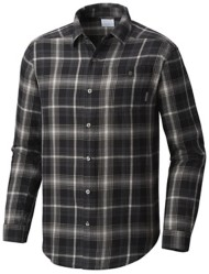 Men's Columbia Cornell Woods Flannel Long Sleeve Shirt
