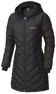 Women's Columbia Heavenly Long Hooded Jacket