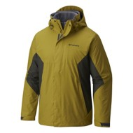 Men's Columbia Extended Sizes Eager Air Interchangeable Jacket