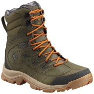 Men's Columbia Gunnison Plus Leather Omni-Heat Winter Boots