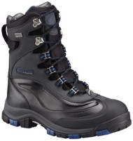 Men's Columbia Bugaboot Plus titanium Omni-Heat Outdry Winter Boots