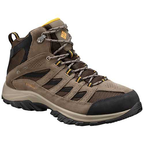 Men's Columbia Crestwood Mid Waterproof Hiking Boot