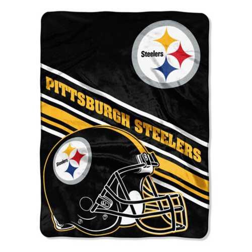 Northwest Company Pittsburgh Steelers 60X80 Royal Plush Blanket