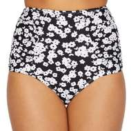 Women's Anne Cole Collection Itsy Bitsy Ditsy High Waist Bottom