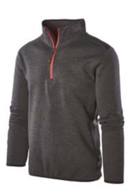 Men's Colosseum Ranger 1/4 Zip Long Sleeve Shirt