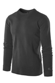 Men's Colosseum Dodge Crewneck Long Sleeve Shirt