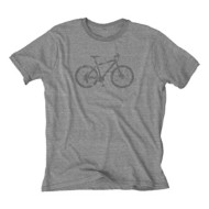 Men's Blue 84 Mountain Bike Short Sleeve Shirt