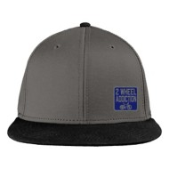 Blue 84 2 Wheel Addiction Cap