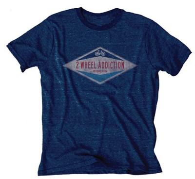 Women's Blue 84 Slick Valve Short Sleeve Shirt