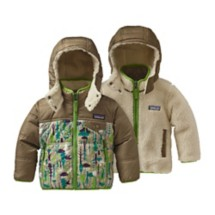 Toddler Patagonia Reversible Tribbles Hoodie