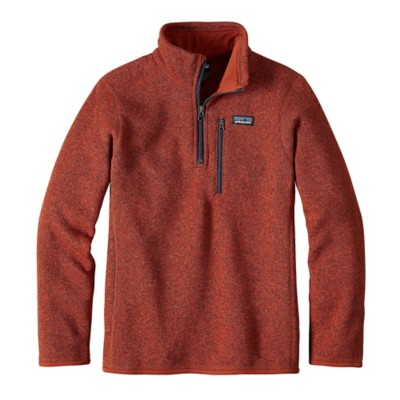 Youth Boys' Patagonia Better Sweater 1/4 Zip