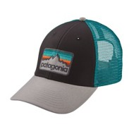 Patagonia Line Log Badge LoPro Trucker Hat
