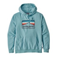 Men's Patagonia Line Logo Badge Lightweight Hoody