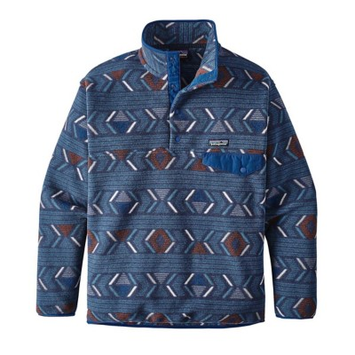 Men's Patagonia Synchilla Snap-T Fleece Pullover