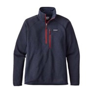 Men's Patagonia Performance Better Sweater 1/4 Zip
