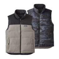 Men's Patagonia Reversible Bivy Down Vest