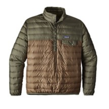 Men's Patagonia Down Snap-T Pullover