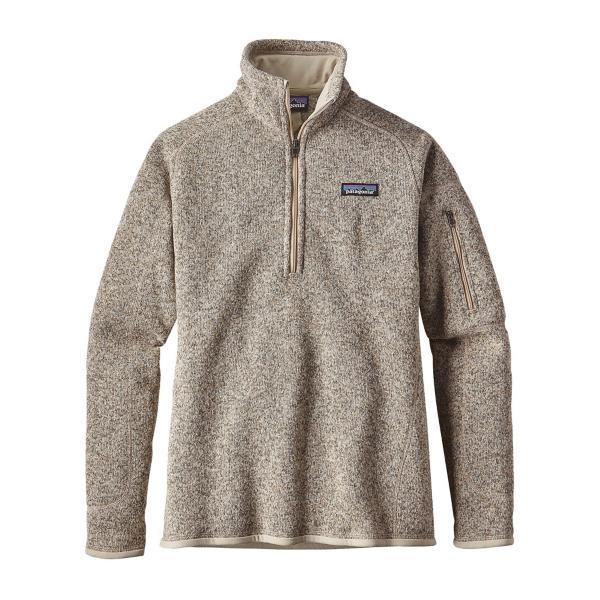 Womens Patagonia Better Sweater 14 Zip