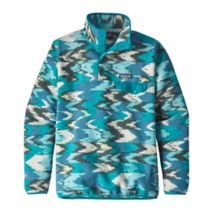 Women's Patagonia Lightweight Synch Snap-T Pullover
