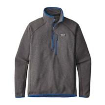 Men's Patagonia Performance Better Sweater 1/4 Zip