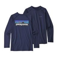 Youth Boys' Patagonia Silkweight Long Sleeve Rashguard