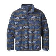 Youth Boys' Patagonia Lightweight Synch Snap-T Pullover