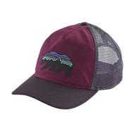 Women's Patagonia Fitz Roy Bear Layback Trucker Hat