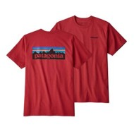 Men's Patagonia P-6 Logo Pocket Responsibili-Tee