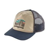 Women's Patagonia Fitz Roy Boulders Layback Trucker Hat